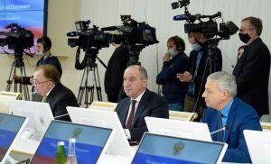 Вячеслав Битаров принял участие в совещании Совбеза России по актуальным вопросам нацбезопасности в СКФО