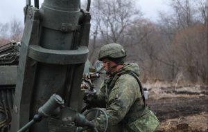 Артиллеристы ЮВО провели масштабные дуэли на новейшей технике в горах Северной Осетии