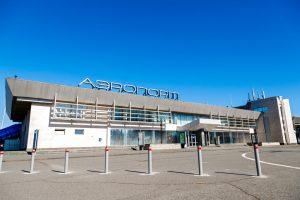 Аэропорт «Владикавказ» возобновил работу