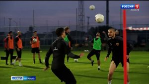 Футболисты «Алании» продолжают подготовку на сборе в Турции