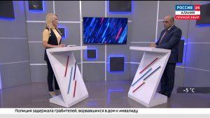 Россия 24. Квоты приема целевиков в вузы в 2021 году