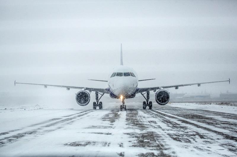 Аэропорт «Владикавказ» закрыт из-за неблагоприятных погодных условий
