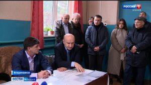 Причины аварии, оставившей недавно Владикавказ на сутки без воды, обсудили на межведомственном совещании