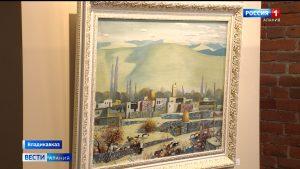 Во Владикавказе открылась выставка  Народного художника РФ Магреза Келехсаева
