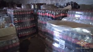 В Северной Осетии пресекли масштабное производство контрафактных напитков