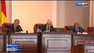 Североосетинские парламентарии обсудили законопроект о введении ответственности за строительство объектов на территории охранных зон газораспределительных сетей