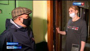 Общественники и добровольцы в Северной Осетии продолжают оказывать помощь в рамках акции «Мы вместе»
