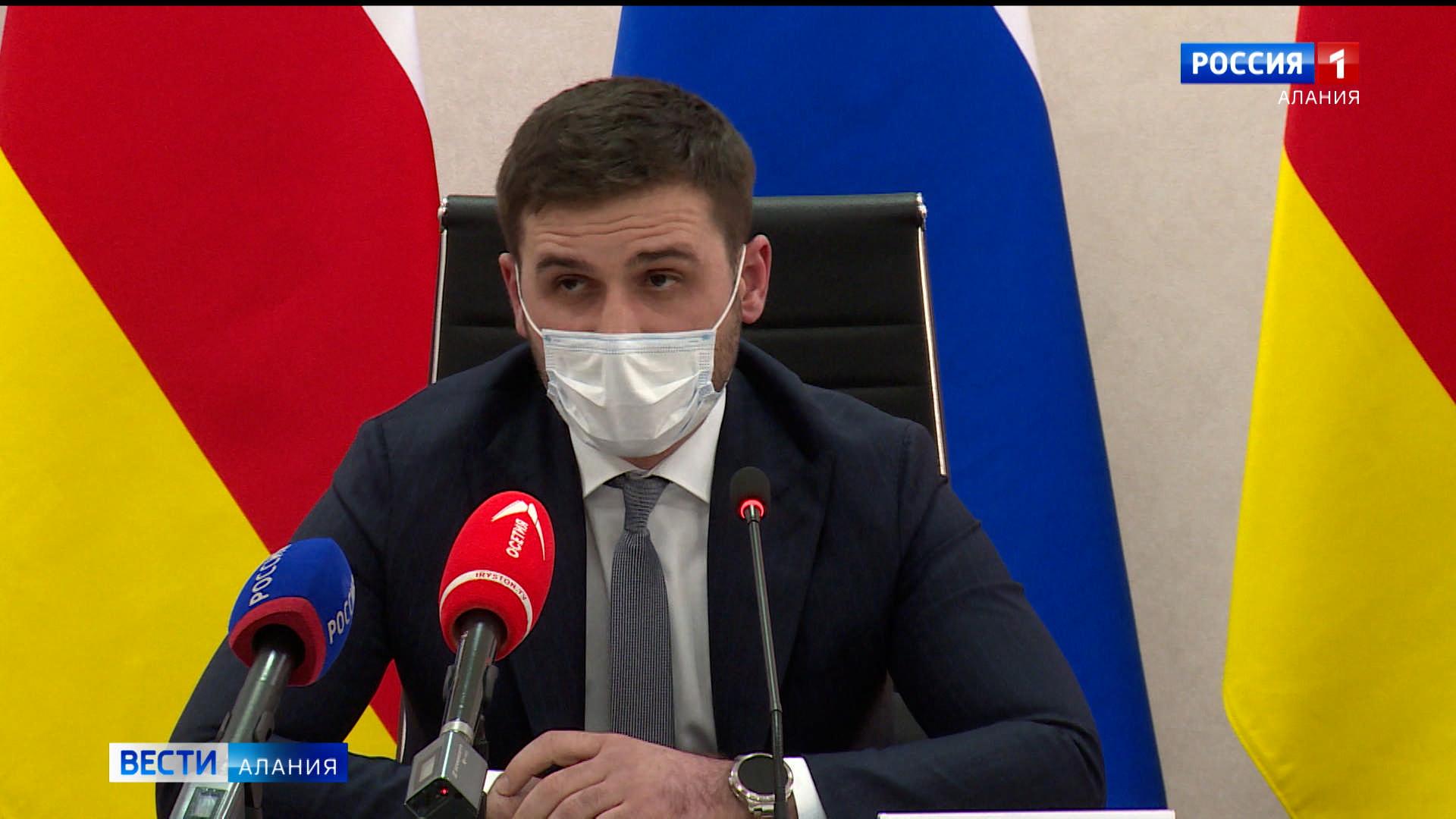 В 2021 году Северная Осетия планирует принять участие в 49 федеральных проектах из 78