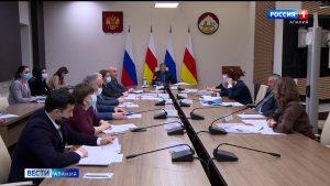 Приоритетные программы в сфере культуры обсудили на заседании Проектного офиса