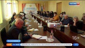 В Северной Осетии начал работать общественный штаб по наблюдению за выборами депутатов Госдумы