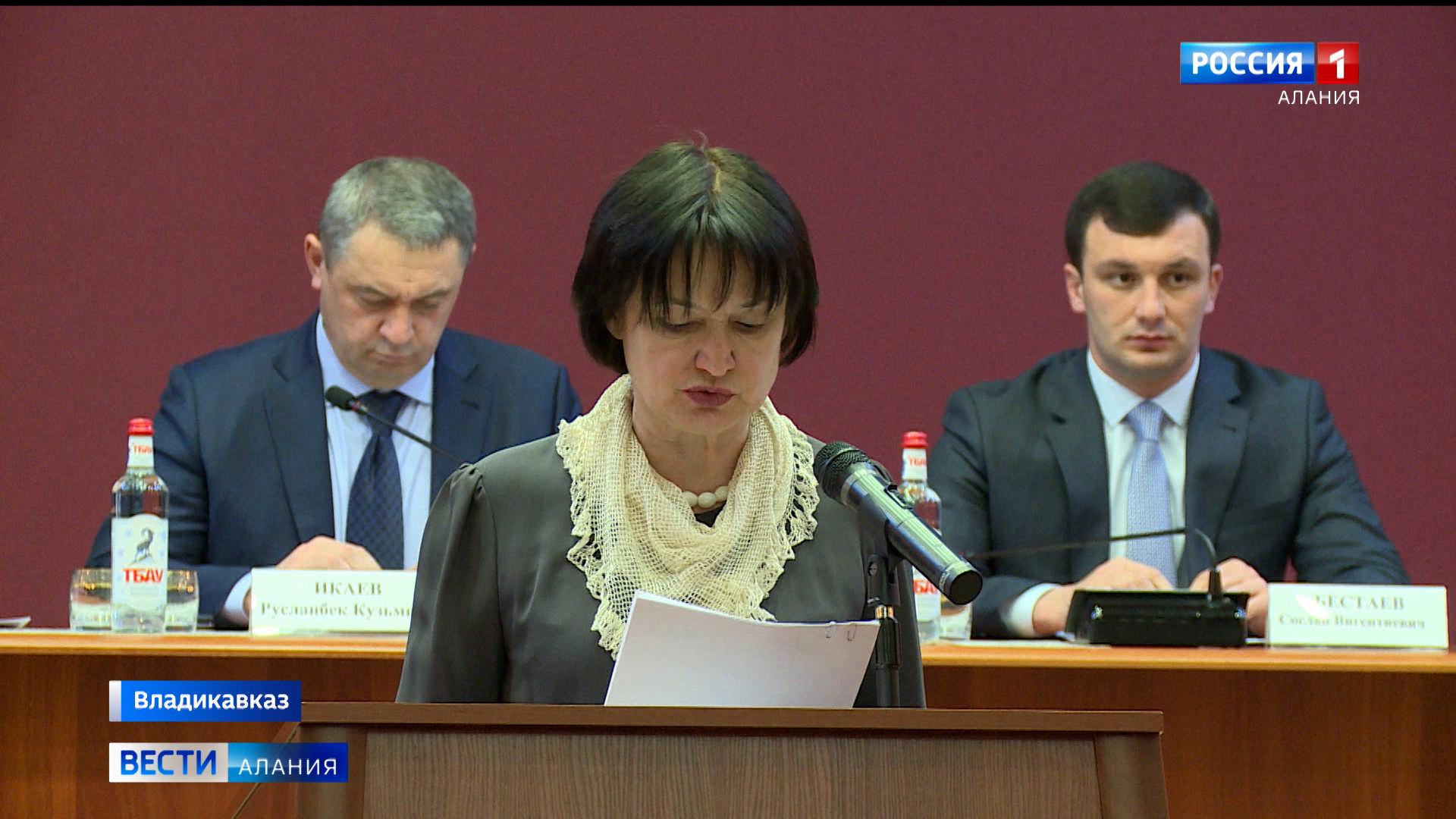 Передачу объектов госимущества в муниципальную собственность обсудили на сессии Собрания представителей Владикавказа