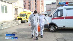 «Было страшно. Но помочь надо»: студенты СОГМА с начала пандемии работают в «красных зонах» ковид-госпиталей