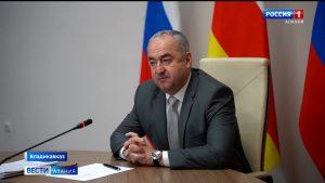 Таймураз Тускаев обсудил с главой АМС Ардонского района вопросы социально-экономического развития муниципального образования