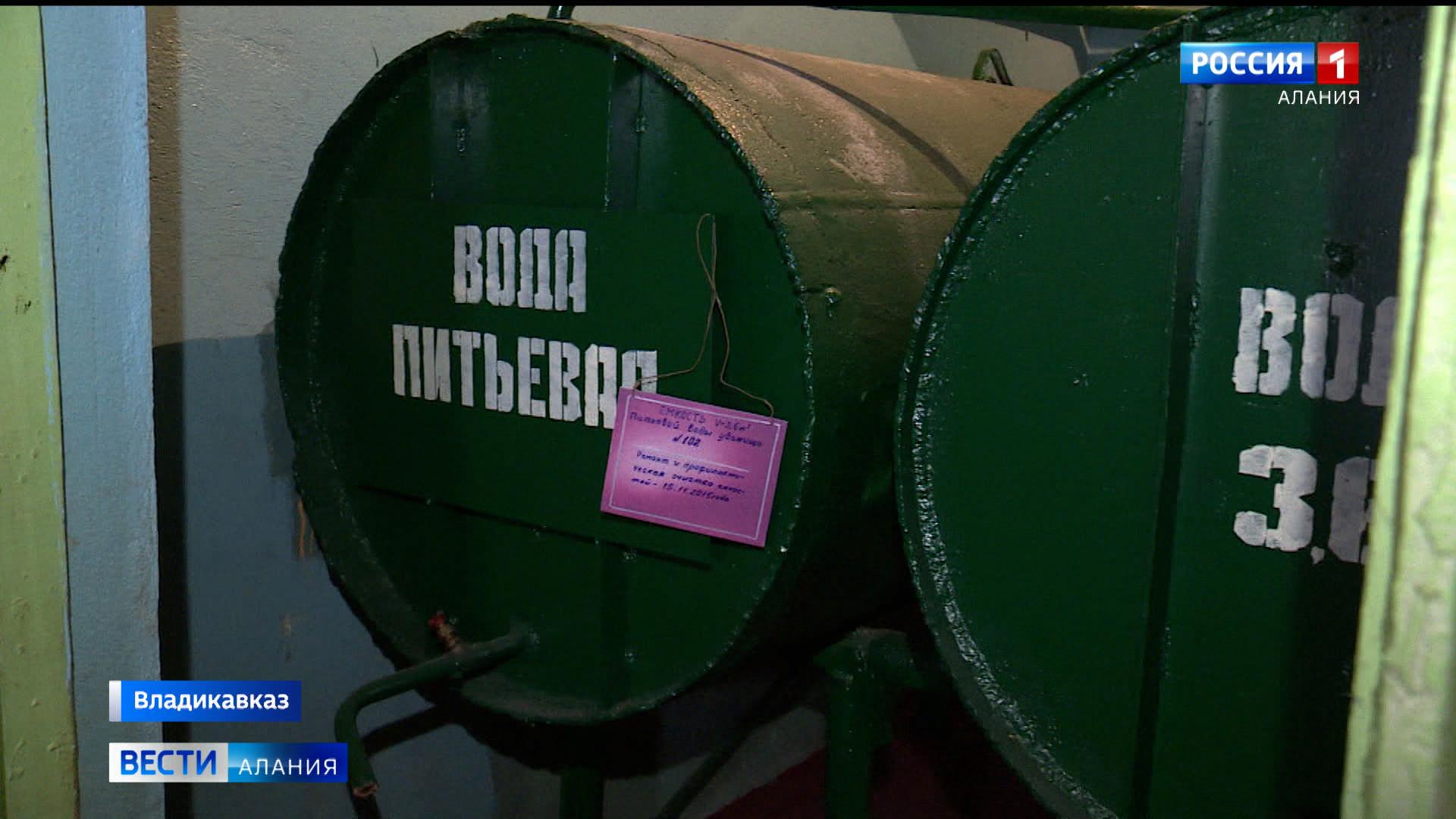 Ко Дню гражданской обороны: североосетинские журналисты посетили защитное сооружение завода «Победит»