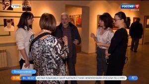 Во Владикавказе проходит выставка династии дагестанских художников