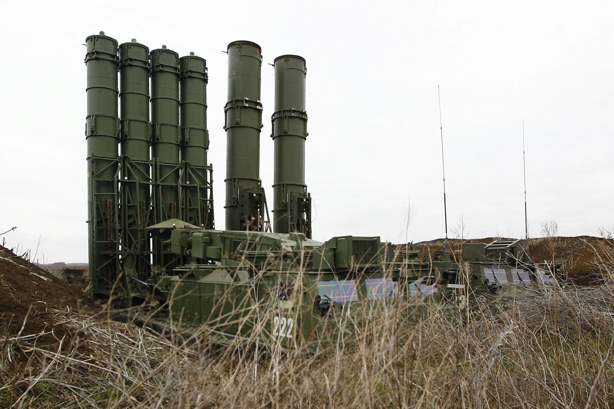Подразделения ПВО на Северном Кавказе отразили налет условного противника