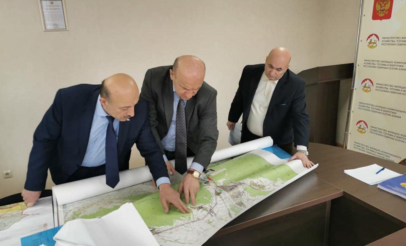 Разработан проект модернизации системы водоснабжения Алагирского района