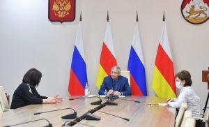 Вячеслав Битаров провёл приём граждан