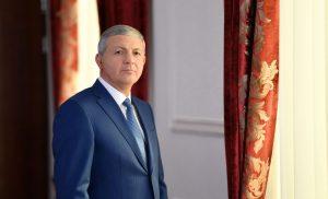 Вячеслав Битаров поздравил женщин Северной Осетии с 8 Марта