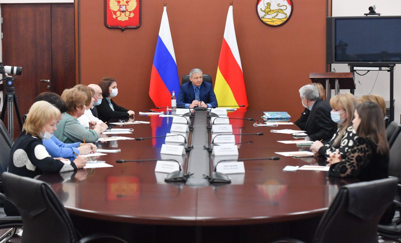 В Северной Осетии приступили к разработке программы развития образования