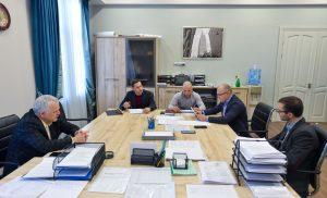 В Северной Осетии рассмотрели вопрос обновления автотранспорта предприятия «Автоколонна 1210»
