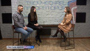 #Alanialab. Анжелика Хугаева и Серго Чкареули