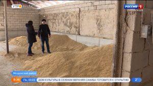Аграрии Моздока ждут открытия новой дороги