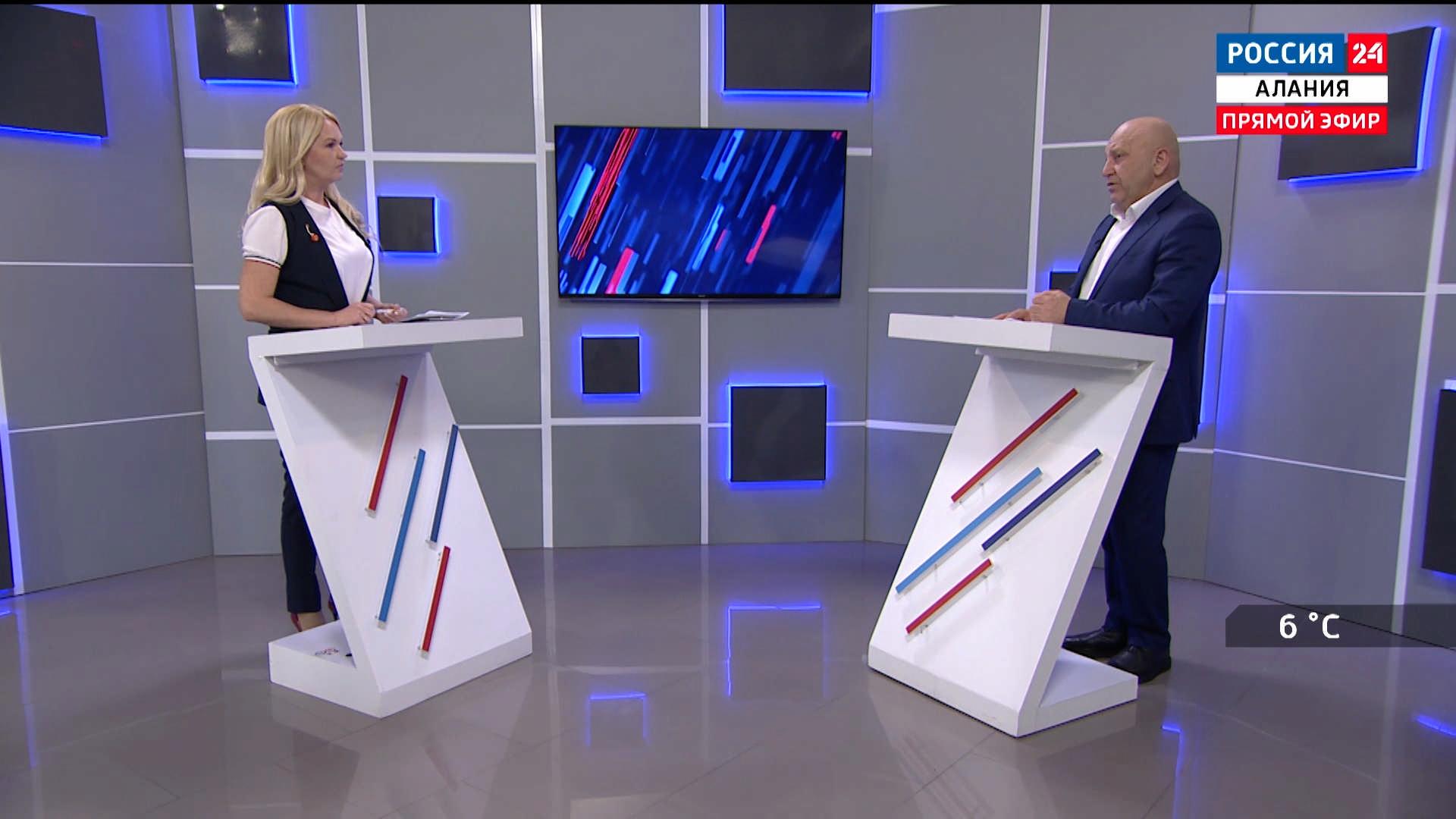 Россия 24. Развитие рыбоводства в Северной Осетии