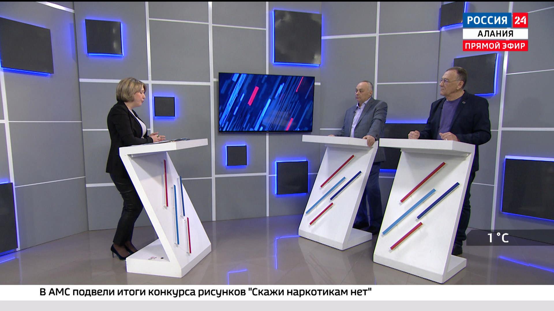 Россия 24. Неспортивное поведение