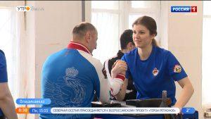 Армрестлеры Северной Осетии начали подготовку к европейскому чемпионату