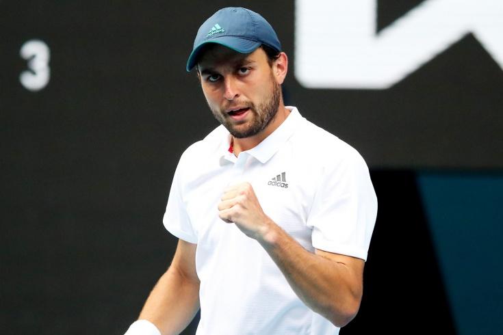 Аслан Карацев завоевал первый титул АТР в карьере