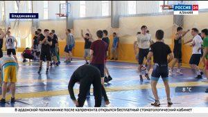 Сборная Северной Осетии по вольной борьбе завершает подготовку к первенству России