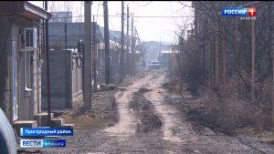 Жители садоводческого товарищества «Хурзарин» жалуются на состояние дорог