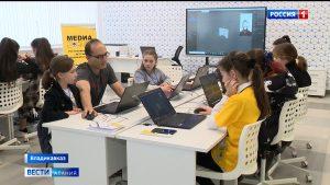 Юные журналисты республики приняли участие в фестивале «Медиакласс»