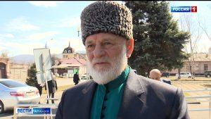 Хаджимурат Гацалов переизбран муфтием Северной Осетии