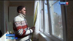 Межведомственная комиссия провела проверку поврежденных при взрыве в ТЦ на ул.Гагкаева квартир