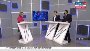 Россия 24. Рост кибермошенничества в Северной Осетии