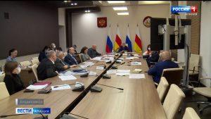 На заседании Проектного офиса обсудили развитие сельского хозяйства Северной Осетии