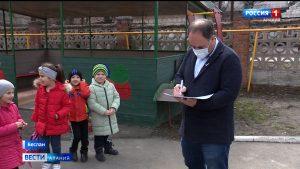 Общероссийский народный фронт проверяет состояние детских садов республики