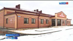 В Пригородном районе продолжается строительство социально важных объектов