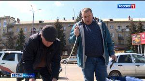 Специалисты Минприроды провели отбор проб атмосферного воздуха во Владикавказе