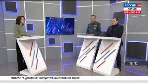 Россия 24. Подготовка к сезону паводков в Северной Осетии