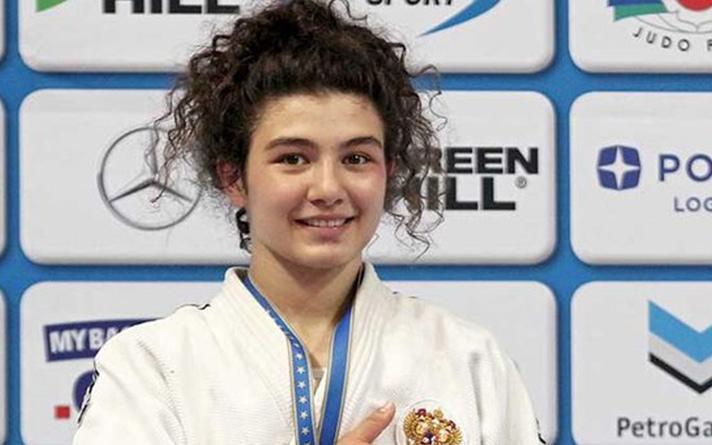 Дзюдоистка Мадина Таймазова завоевала «серебро» турнира «Большой шлем» в Тбилиси