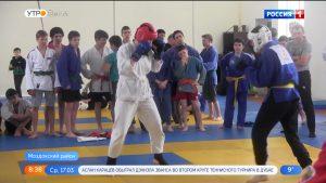 В станице Луковской прошел турнир по армейскому рукопашному бою памяти  Тимофея Астахова