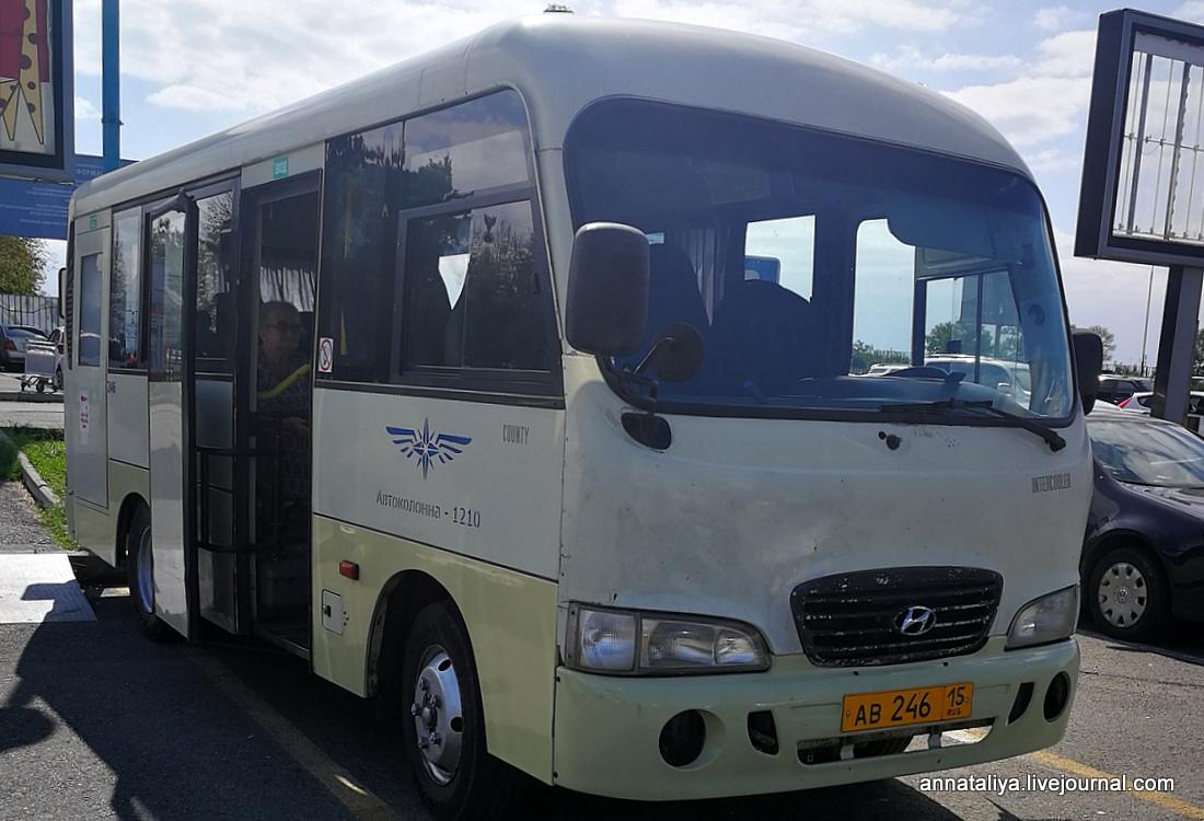 2 мая во Владикавказе будут ходить дополнительные автобусы до отдаленных городских кладбищ