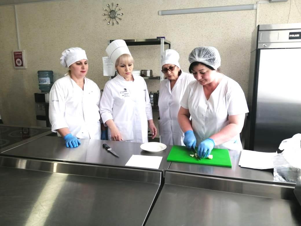 ВТЭТ готовится принять чемпионат «Профессионалы школьного питания – 2021»