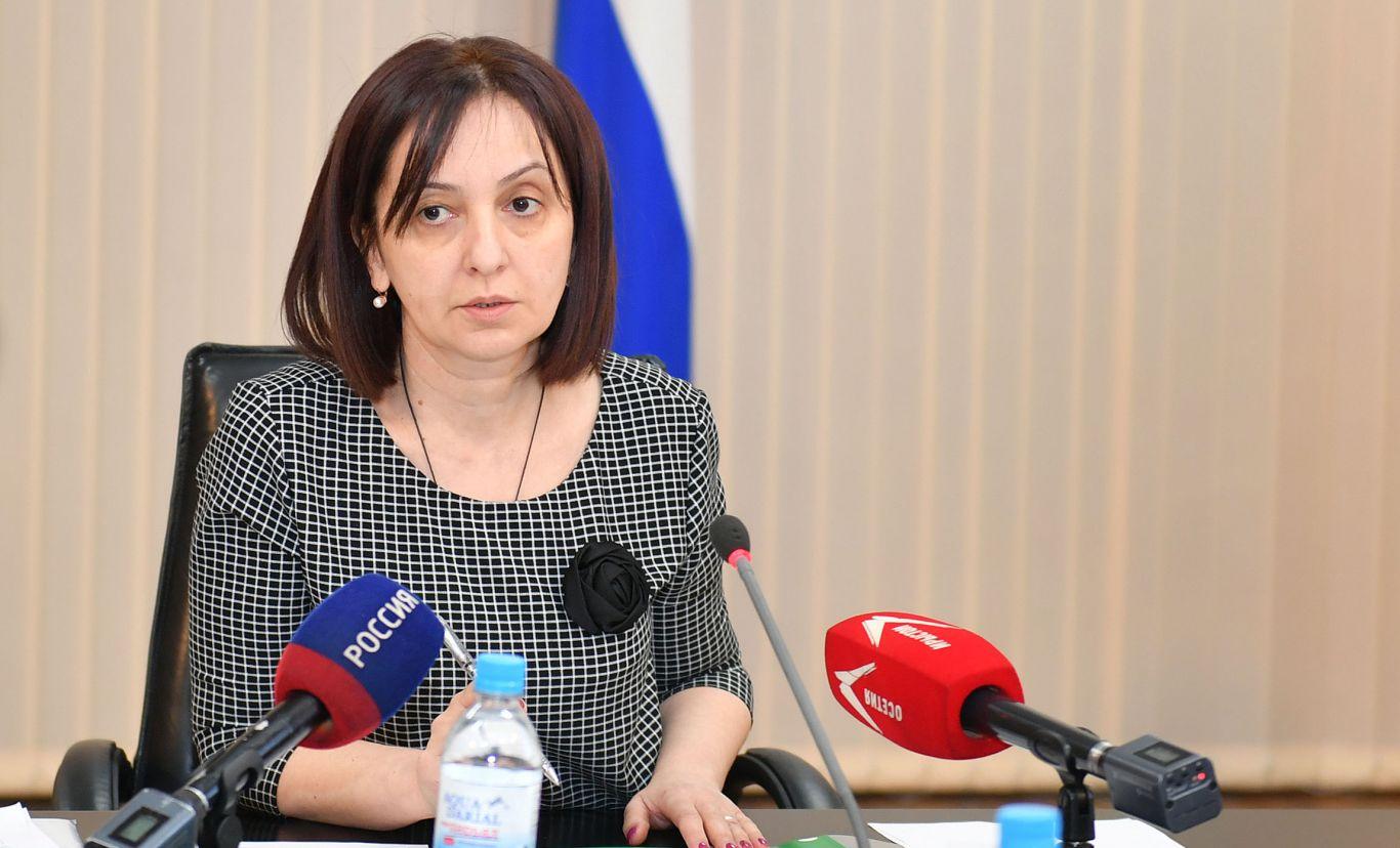 Ирина Азимова покинула свой пост