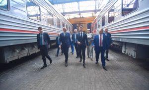 Во Владикавказе обсудили дальнейшие перспективы работы ВРЗ