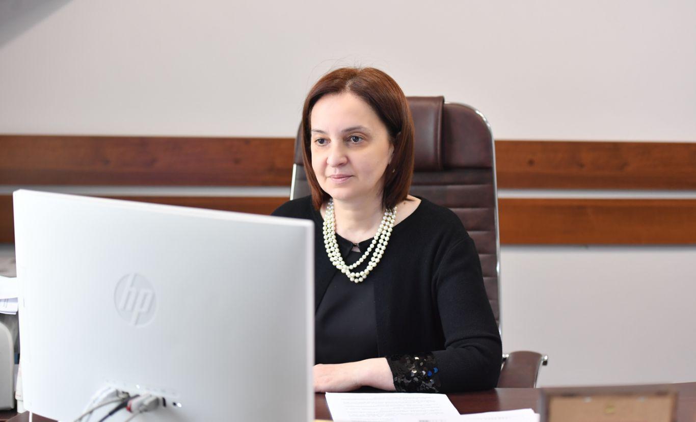 Азимова: Оказание госуслуг гражданам с инвалидностью должно осуществляться органами службы занятости в приоритетном порядке
