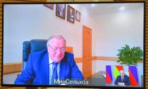 Казбек Вазиев: объем производства валовой продукции сельского хозяйства Северной Осетии вырос на 7,2 млрд рублей